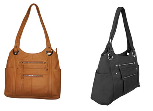 New Fall Colorful Conceal Carry Holster Satchel Handbag