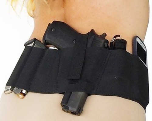 Womens Hidden Heat 4  Waistband Holster
