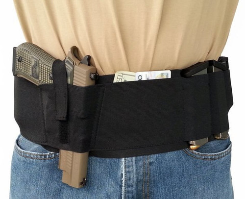 Hidden Heat 5  Waistband Holster