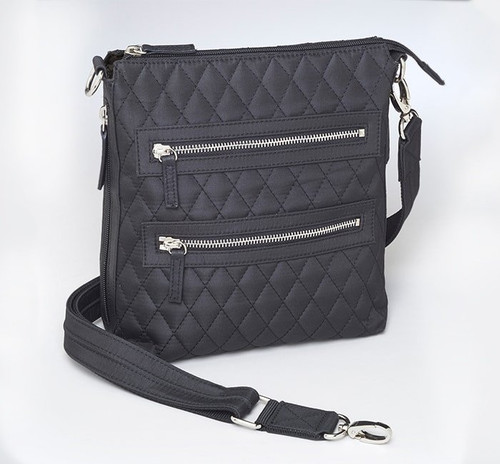 CROSS BODY QUILTED SAC Concealed Carry Handbag