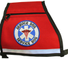 Service Dog Reflective Vest - Includes Service Dog Patch - Reflective Strip