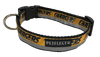 Los Angeles Chargers Dog Collar - Reflective - Nylon - Super Strength - NFL Team Logos