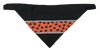 Halloween Spiders - Reflective Dog Bandana - One Size to Fit Medium to Large Dogs