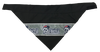New England Patriots - Reflective Dog Bandana - One Size to Fit Medium to Large Dogs