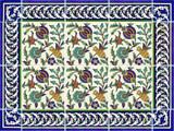 6 tiles plus border