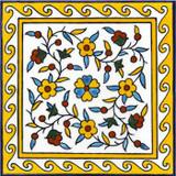 Jerusalem flowers, yellow