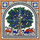 Wood frame Tree of life
