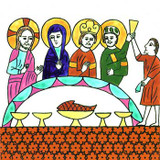 Wedding feast at Cana