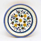 Yellow Jerusalem flowers small bowl