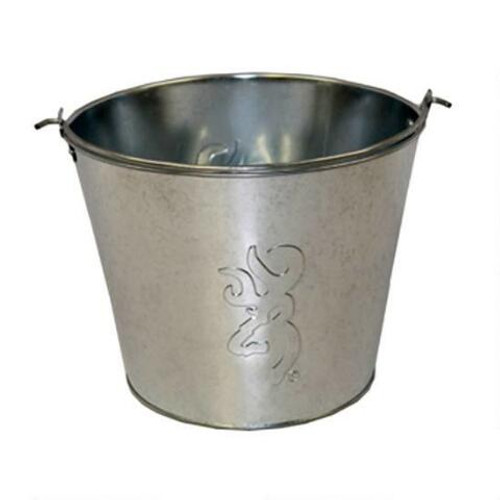 Browning Buckmark embelished ice bucket or gift basket