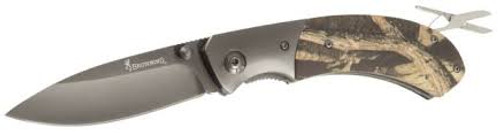 Tagged out Browning Hunting Knife
