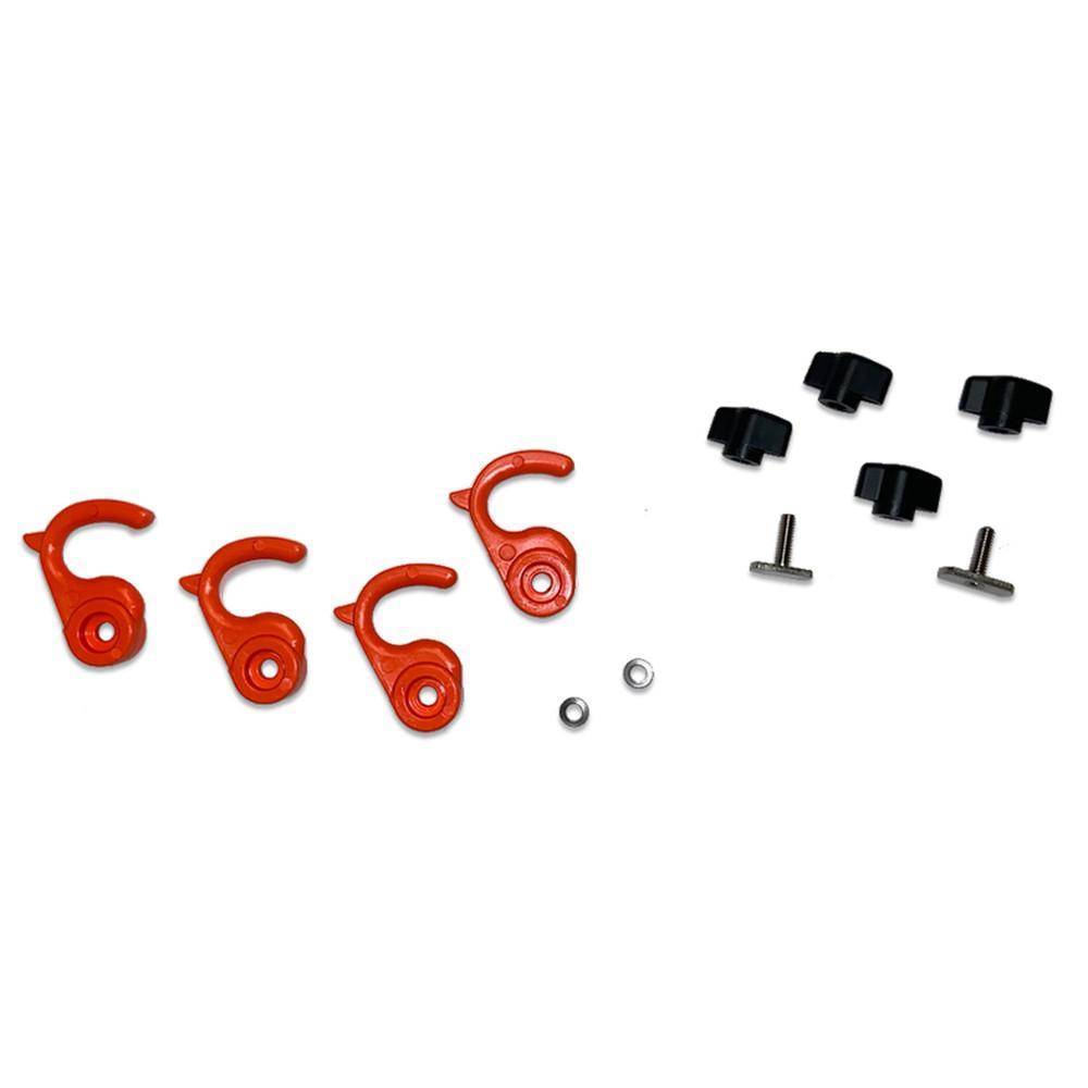 YuPik/Kilroy HD Seat Fastener Kit