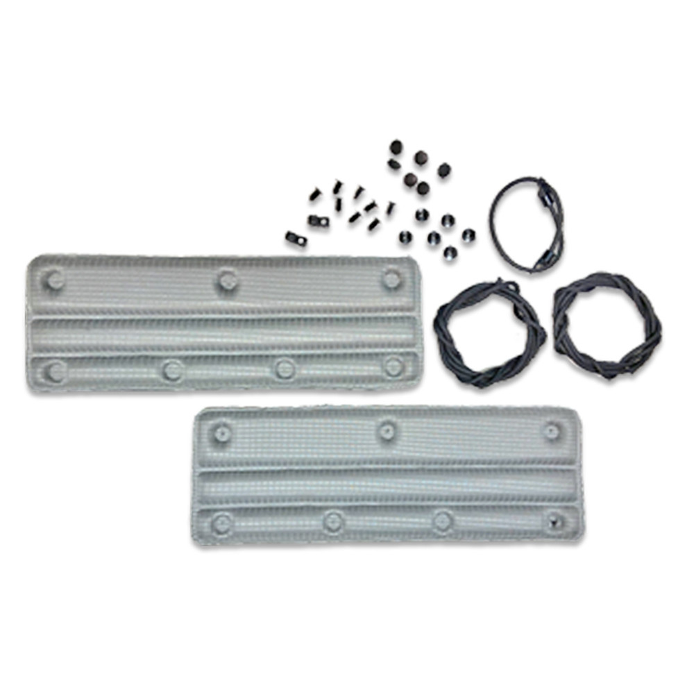 Tupelo 12/12.5 Bungee Replacement Kit with Pads