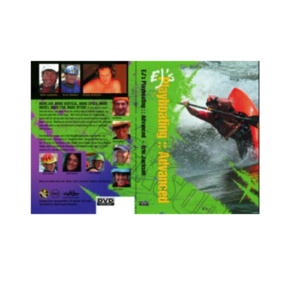EJs Advanced Playboating DVD