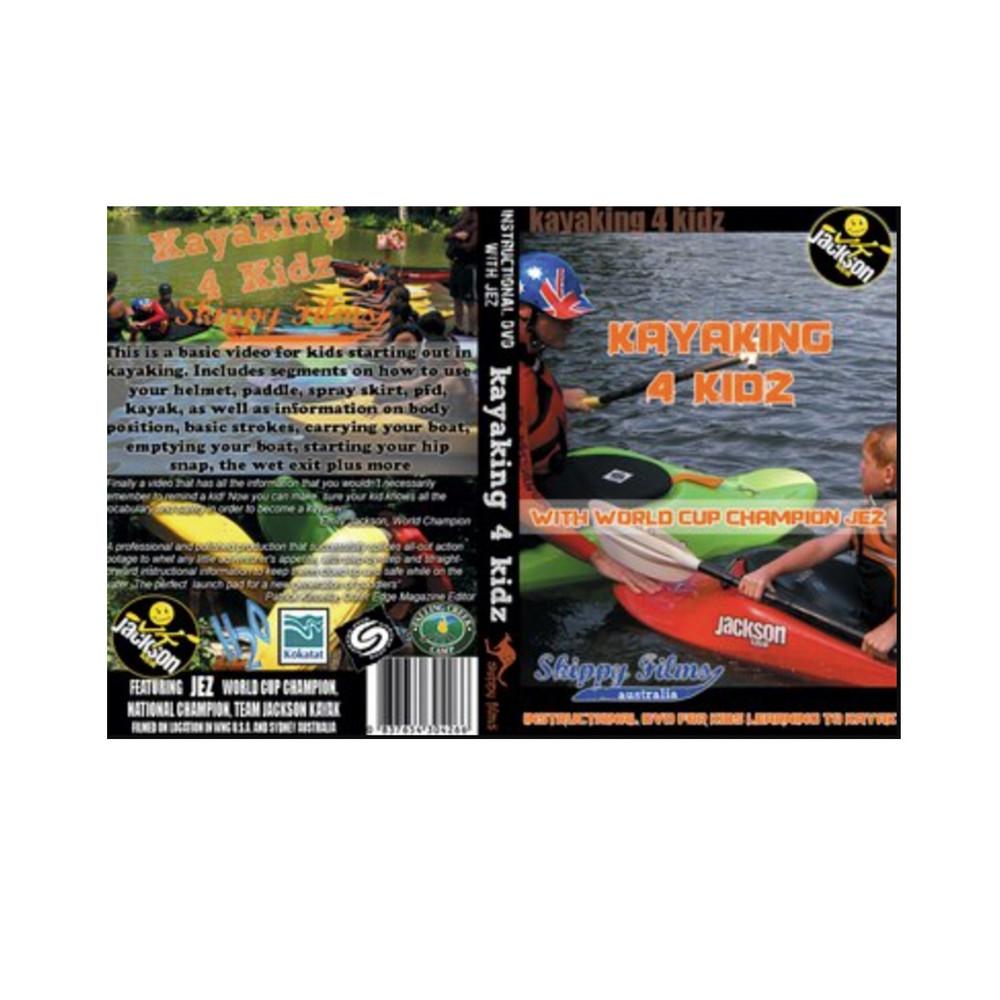 Kayaking 4 Kidz DVD