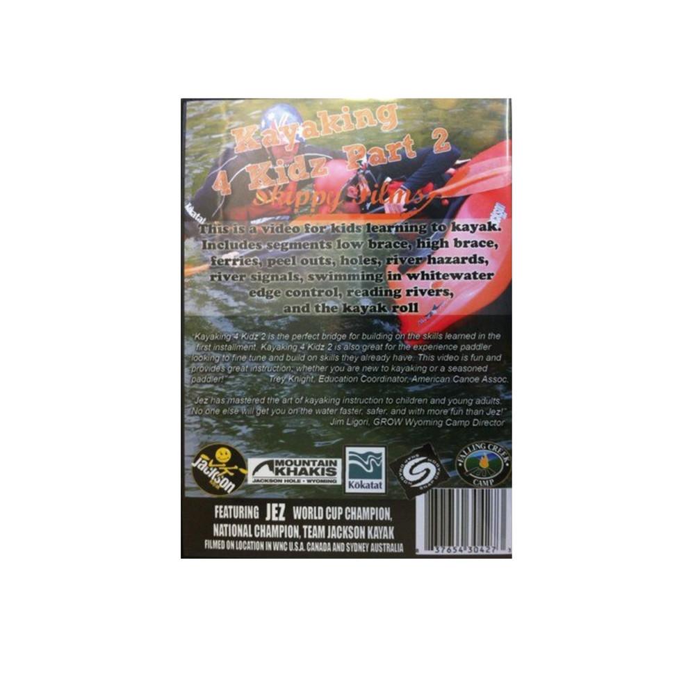 Kayaking 4 Kidz Part 2 Intro to Whitewater