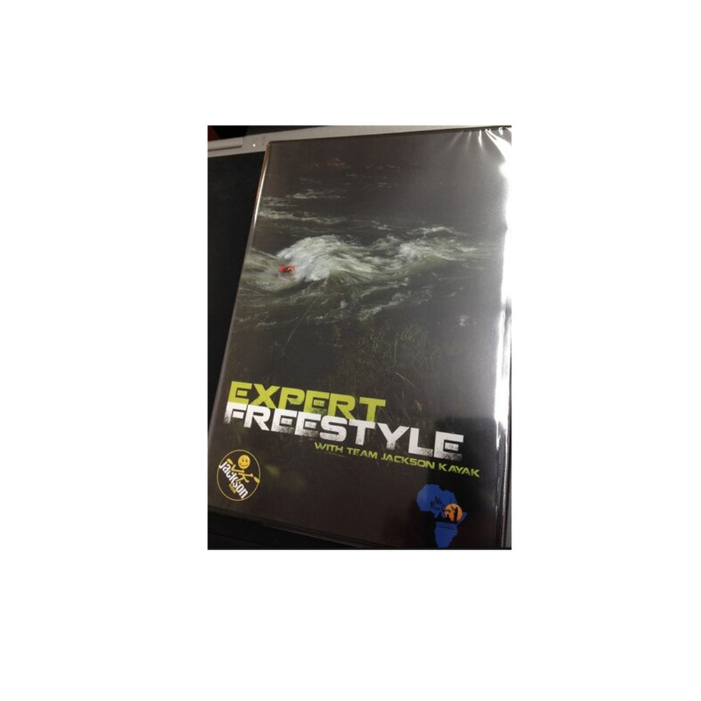Expert Freestyle with Jackson Kayak Team