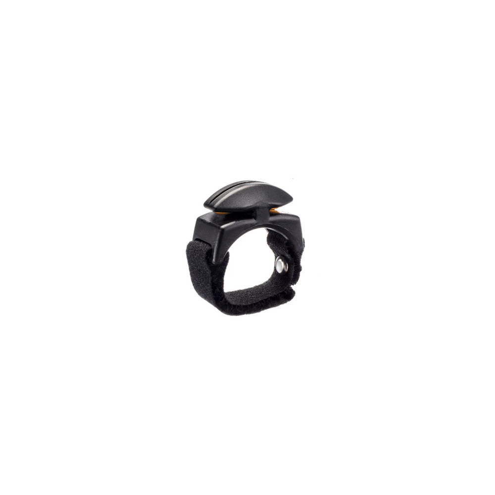 Line Cutterz Ring, black with Velcro