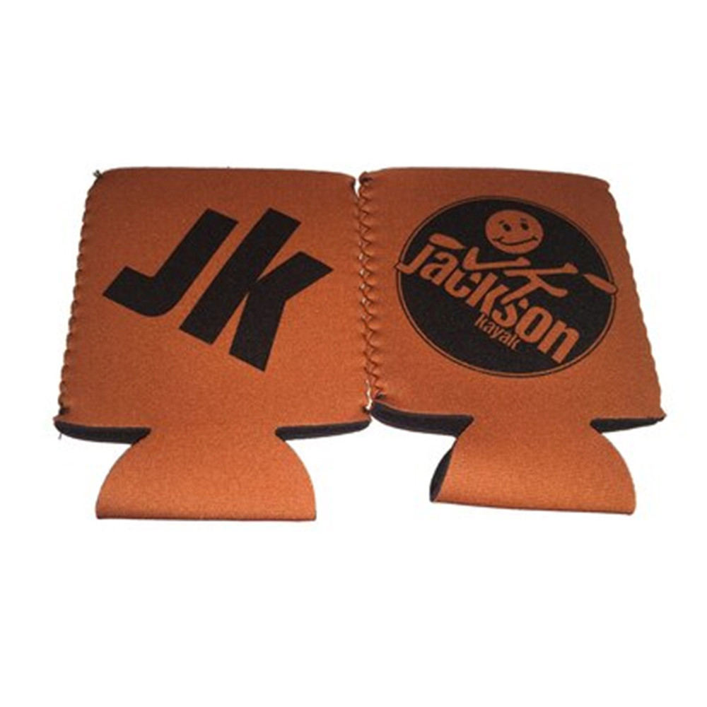 JK Koozie Texas Orange