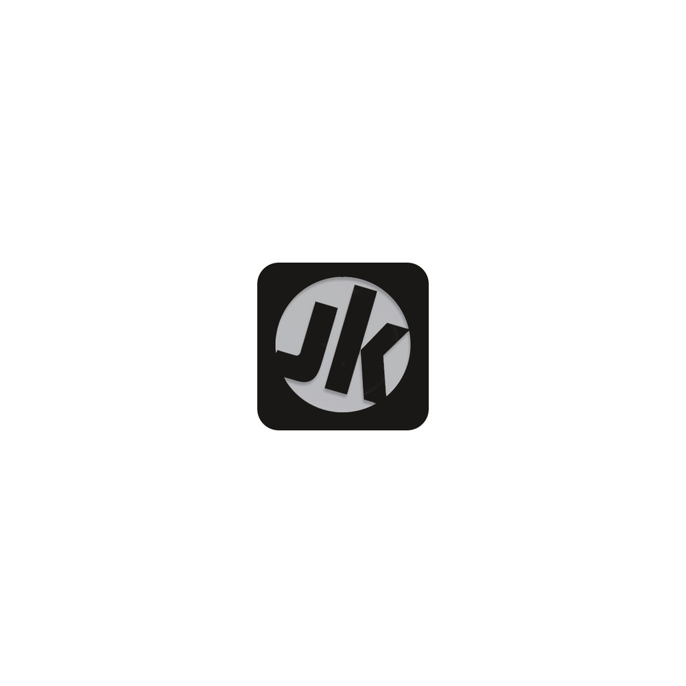 Silicone Patch: JK Logo