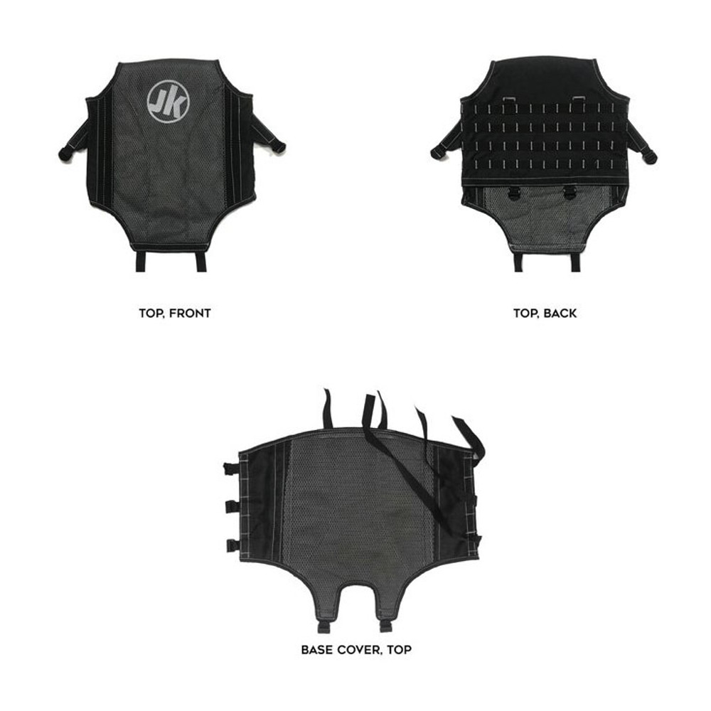 Molle 1.0 Seat Cover