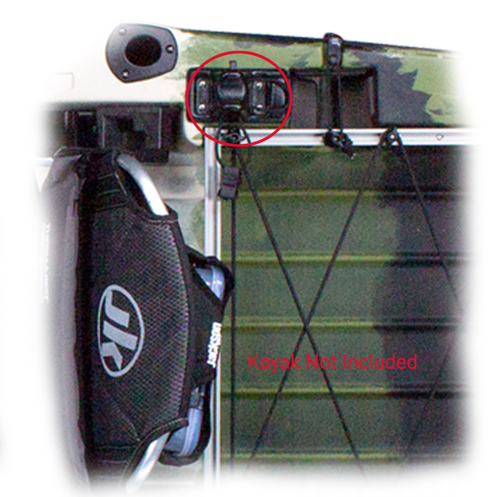 Mayfly / Big Rig HDFD fly rod holder