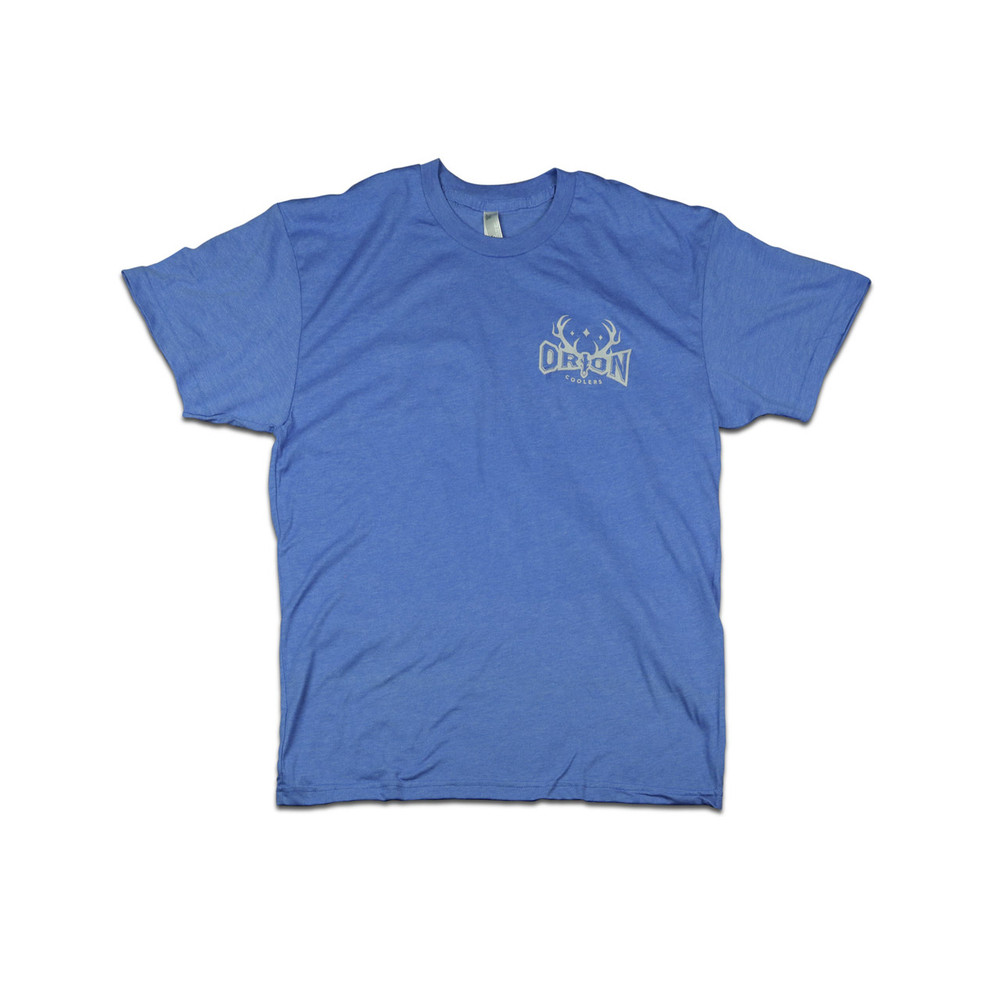 Orion Lake Blue Shirt - Front