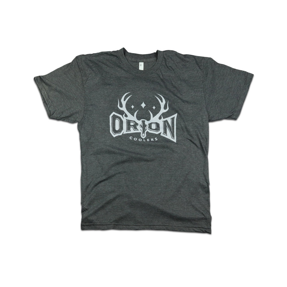 Orion Black Heather Shirt - Front