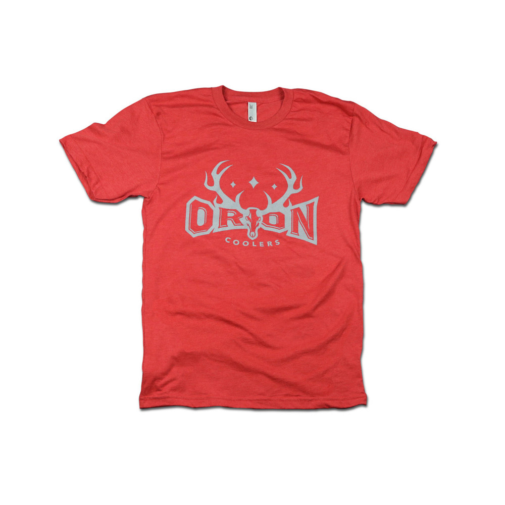 Orion Red Heather Shirt - Front