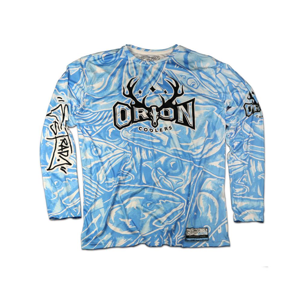 Orion Estrada Performance Shirt - Front