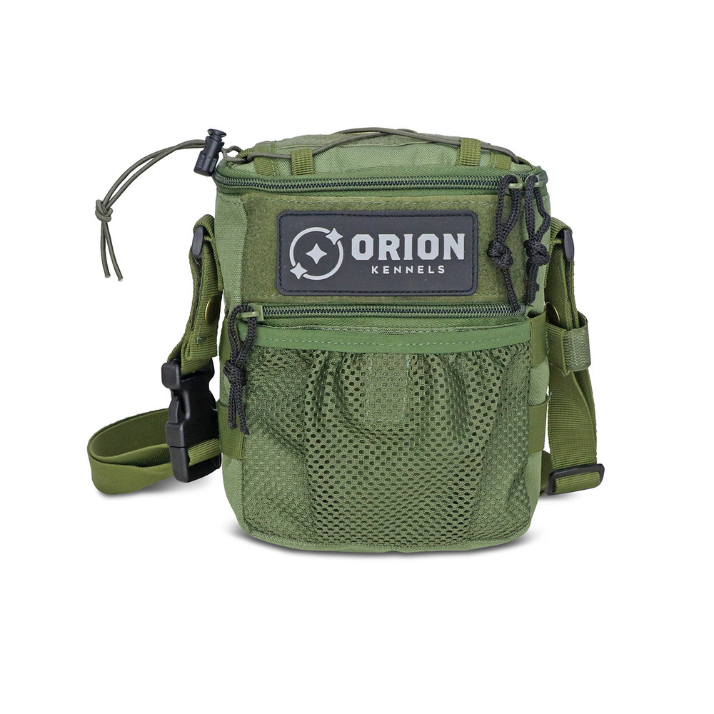 Orion Kennel MOLLE Pouch: Universal/Carry All Olive
