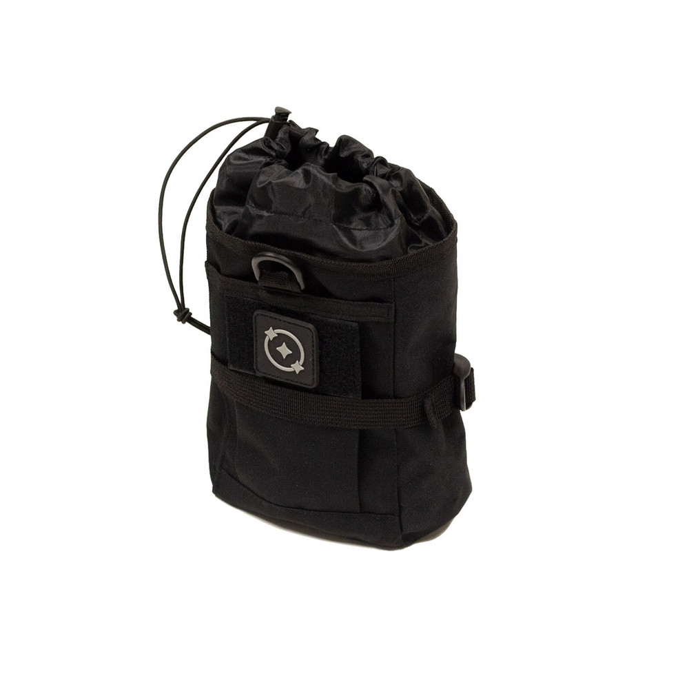 Orion Kennel MOLLE Pouch: Food/Snack/Waste Black