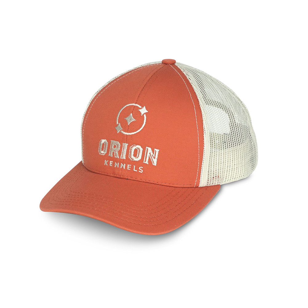 Orion Kennels Hat - Pumpkin