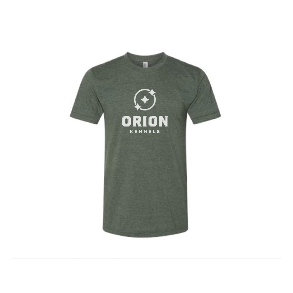 Orion Kennels Forest Shirt - Front