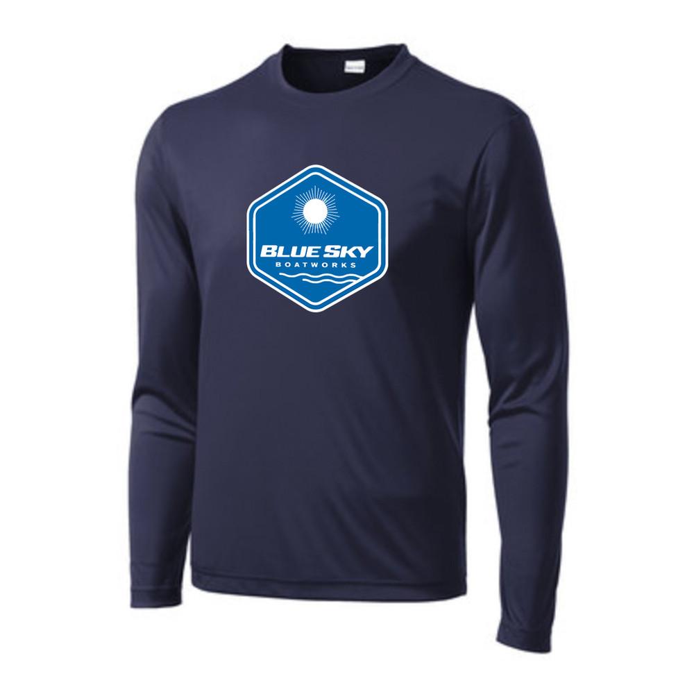 BSB Performance Shirt Navy