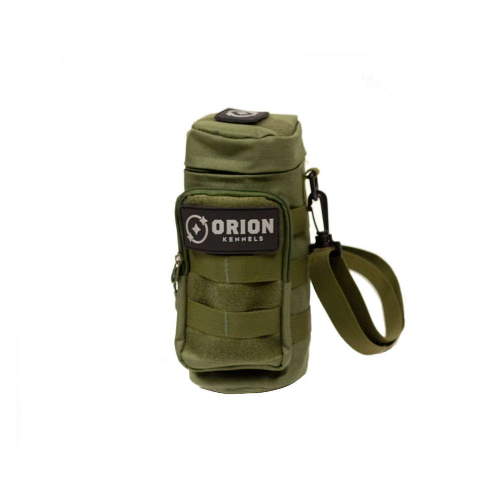 Insulated Zip Molle Drink Holder