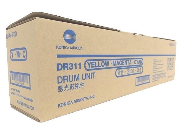 Konica Minolta MagiColor 4750 4750dn 4750en CYAN Drum Imaging Unit  A0WG0KF