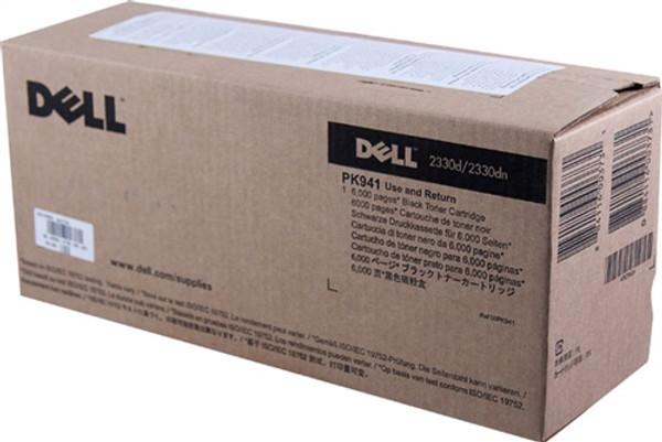 Black Toner for Dell 2350dn 2330dn 2330 2330d 2350d 2350 PK 941 330-2667 PK937