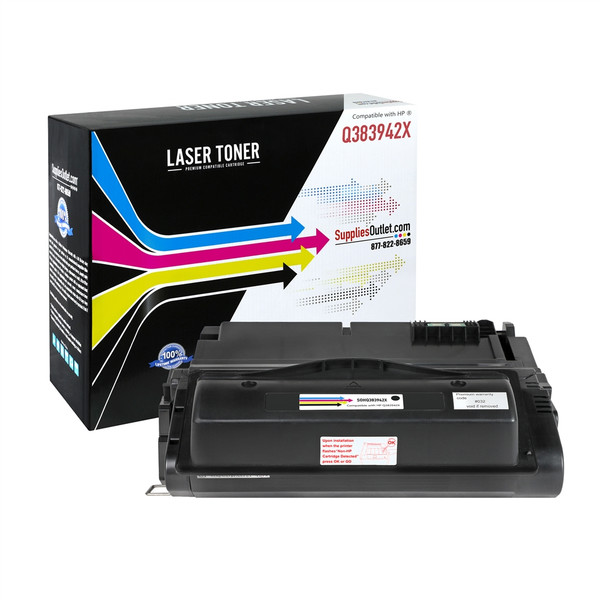 10 Pack Q5945A Toner Cartridge for M4345xm Multifunction Printer HIGH QUALITY