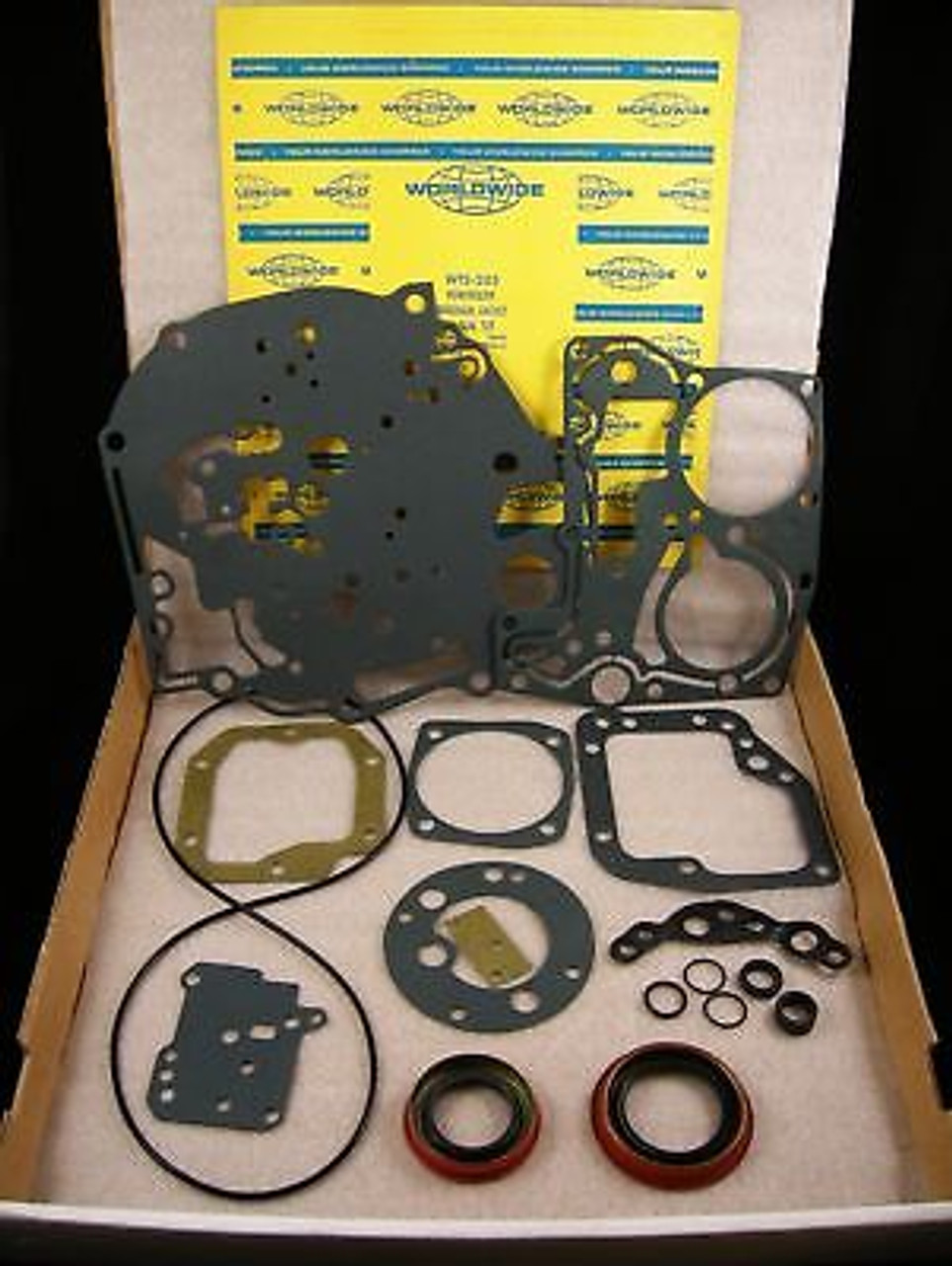 Cast Iron Powerglide Gasket & External Sealing Leak Repair Seal Kit 1958 -1962