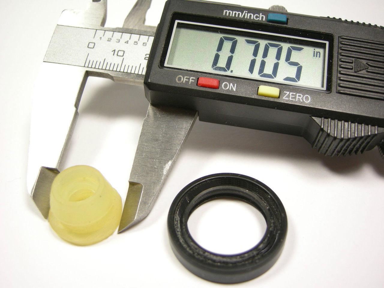 Linkage Shaft Seal & Grommet Kit FORD C4 C6 AOD FIOD Transmission