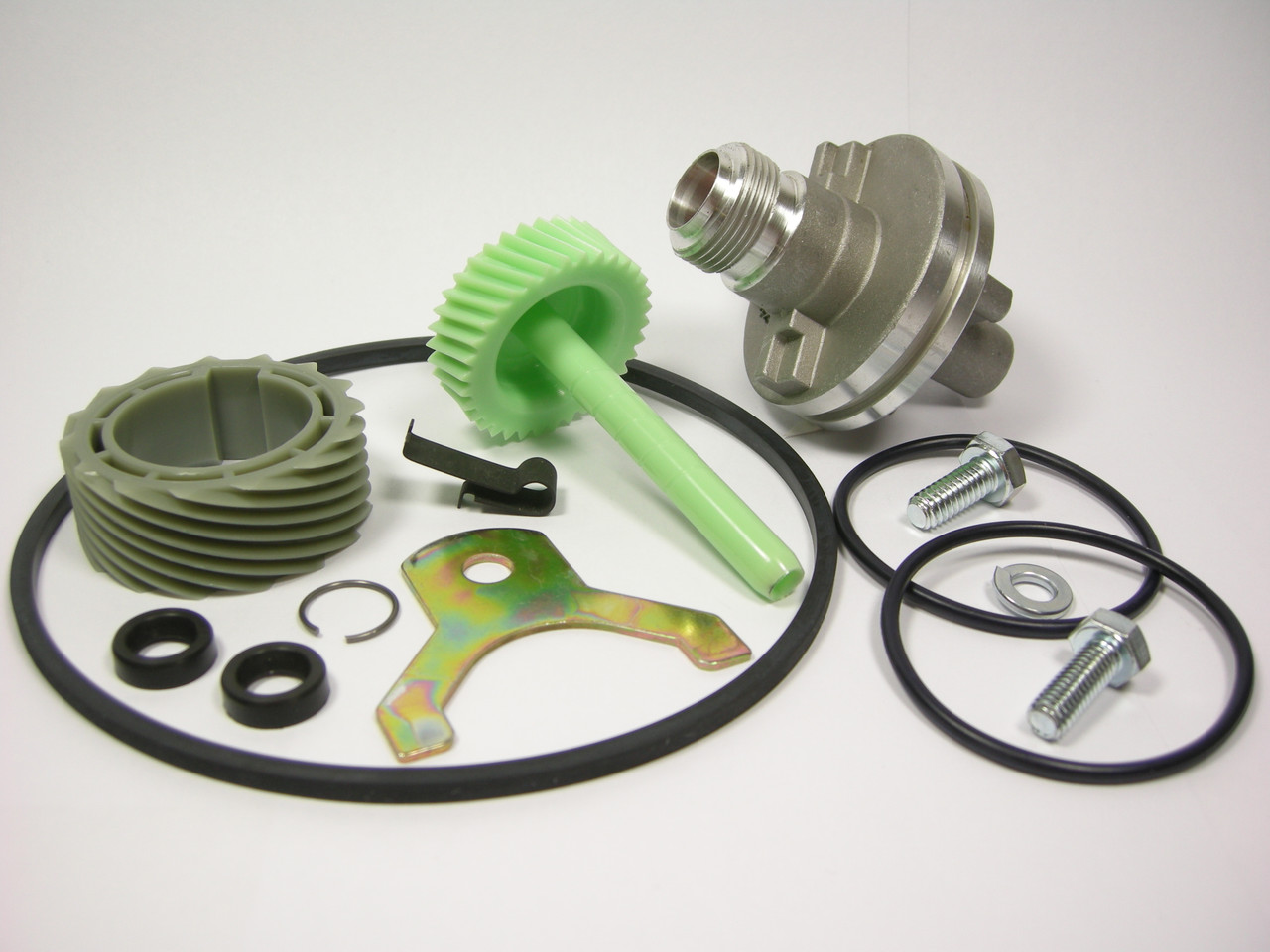 Speedo Driven Gear Kit with Seals 39 Tooth TH350-700R4 Speedometer Gear