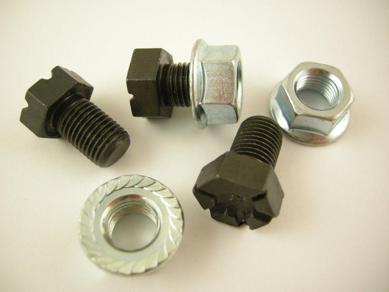 TH350 Transmission Torque Converter Bolts Nuts 69-UP Turbo 350 M464GF
