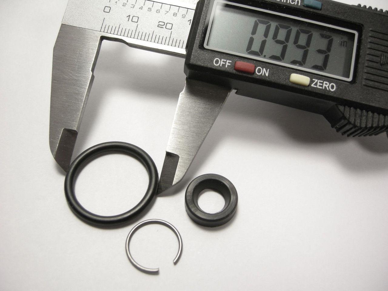 2004R Speedo Housing Leak Stop Seal Kit 200R4 Transmission Speedometer