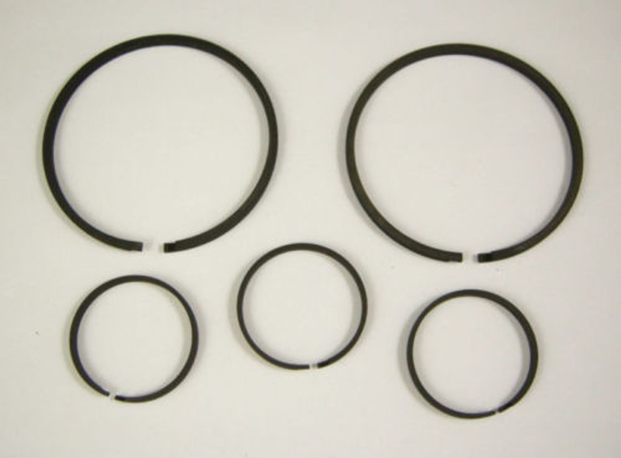 DYNAFLOW TRANSMISSION Oil Sealing Metal Ring Kit 53-63 Input Shaft & Reaction