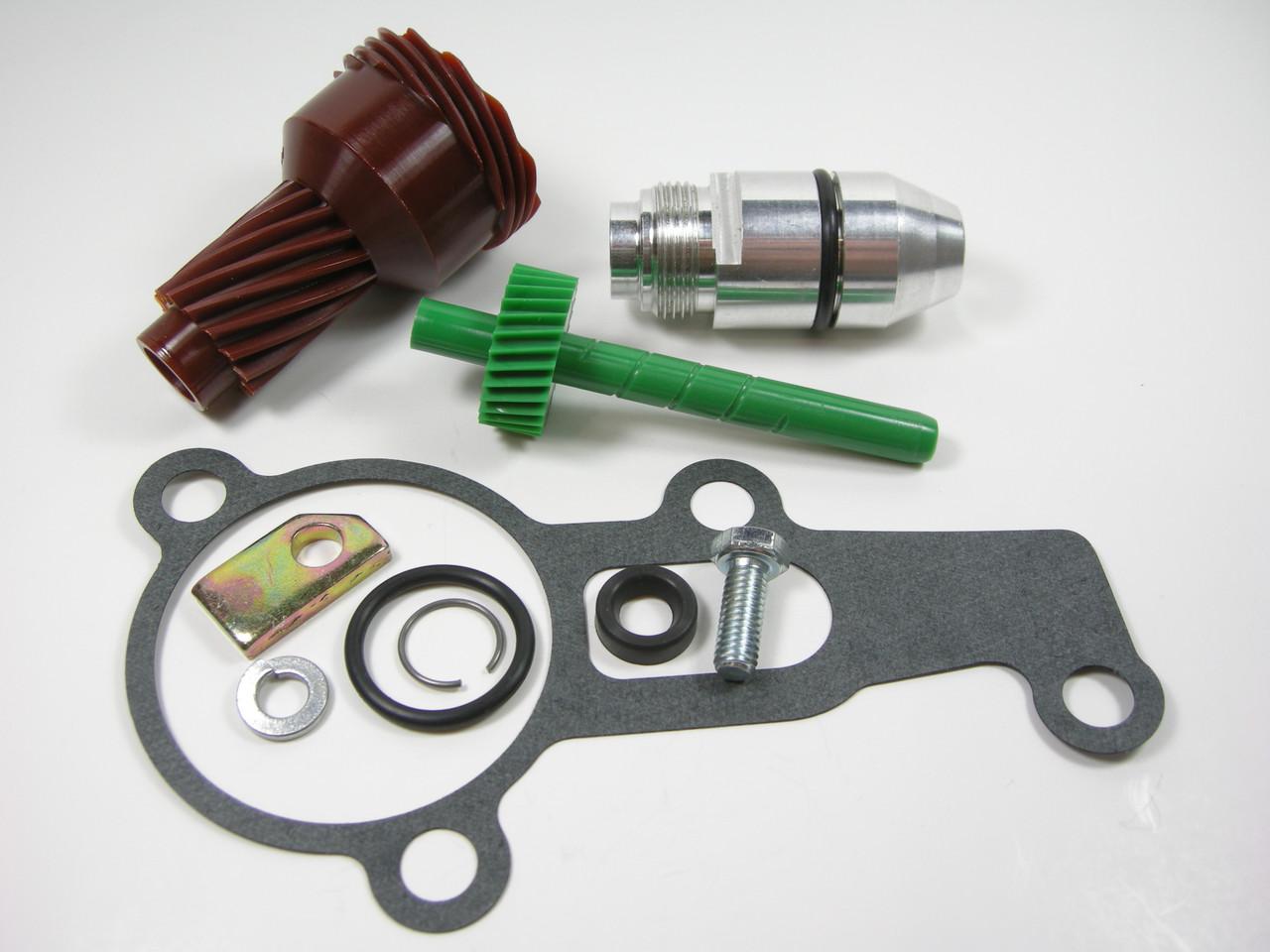 12 & 29 Tooth 2004R Complete Speedometer Kit w/ Gasket Gears Housing 200-4R