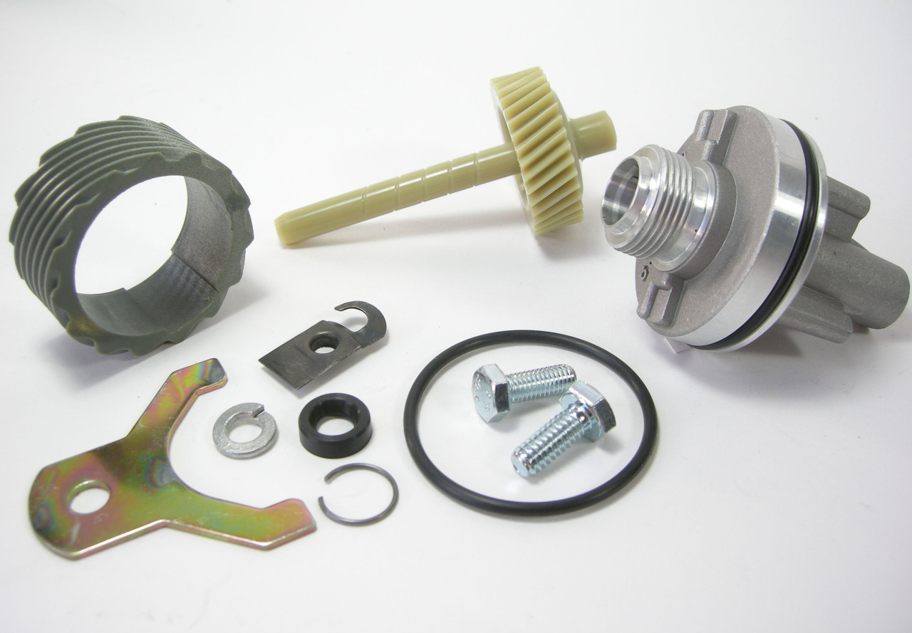 15 & 36 Tooth TH400 Complete Speedometer Kit w/Housing Gears Retainer Clip Turbo400 Turbo 400