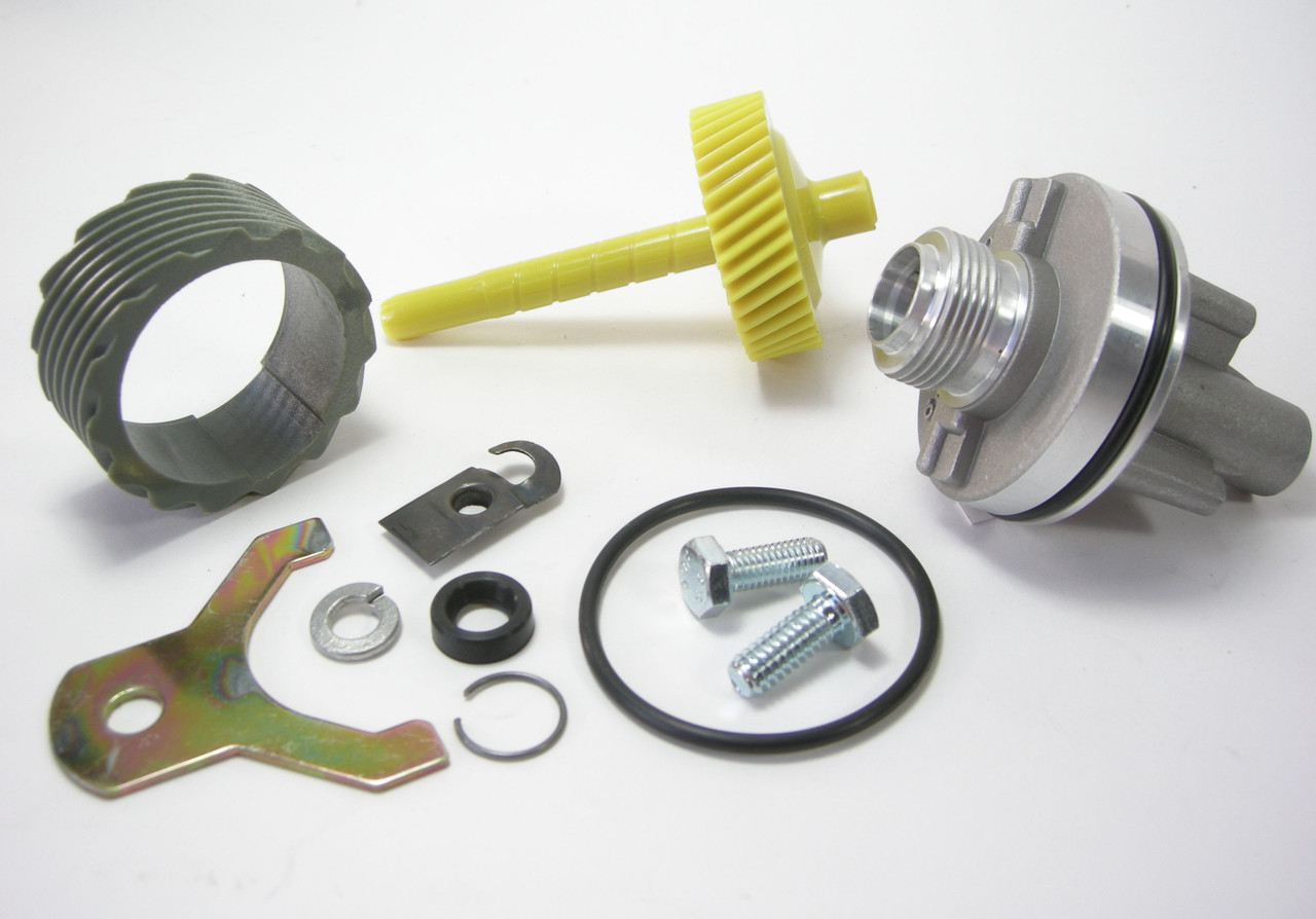 15 & 41 Tooth TH400 Complete Speedometer Kit w/Housing Gears Retainer Clip Turbo400 Turbo 400