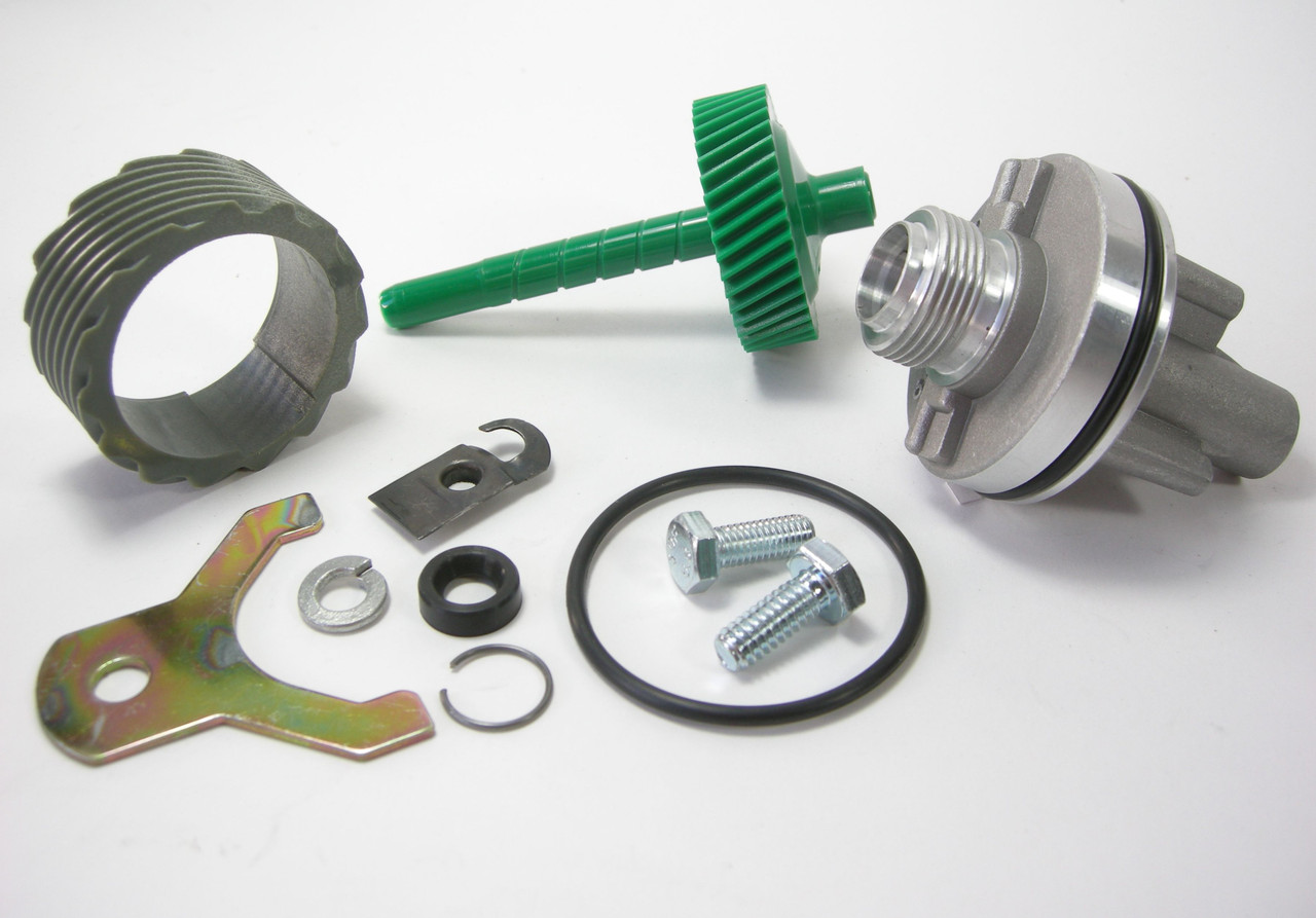 15 & 42 Tooth TH400 Complete Speedometer Kit w/Housing Gears Retainer Clip Turbo400 Turbo 400