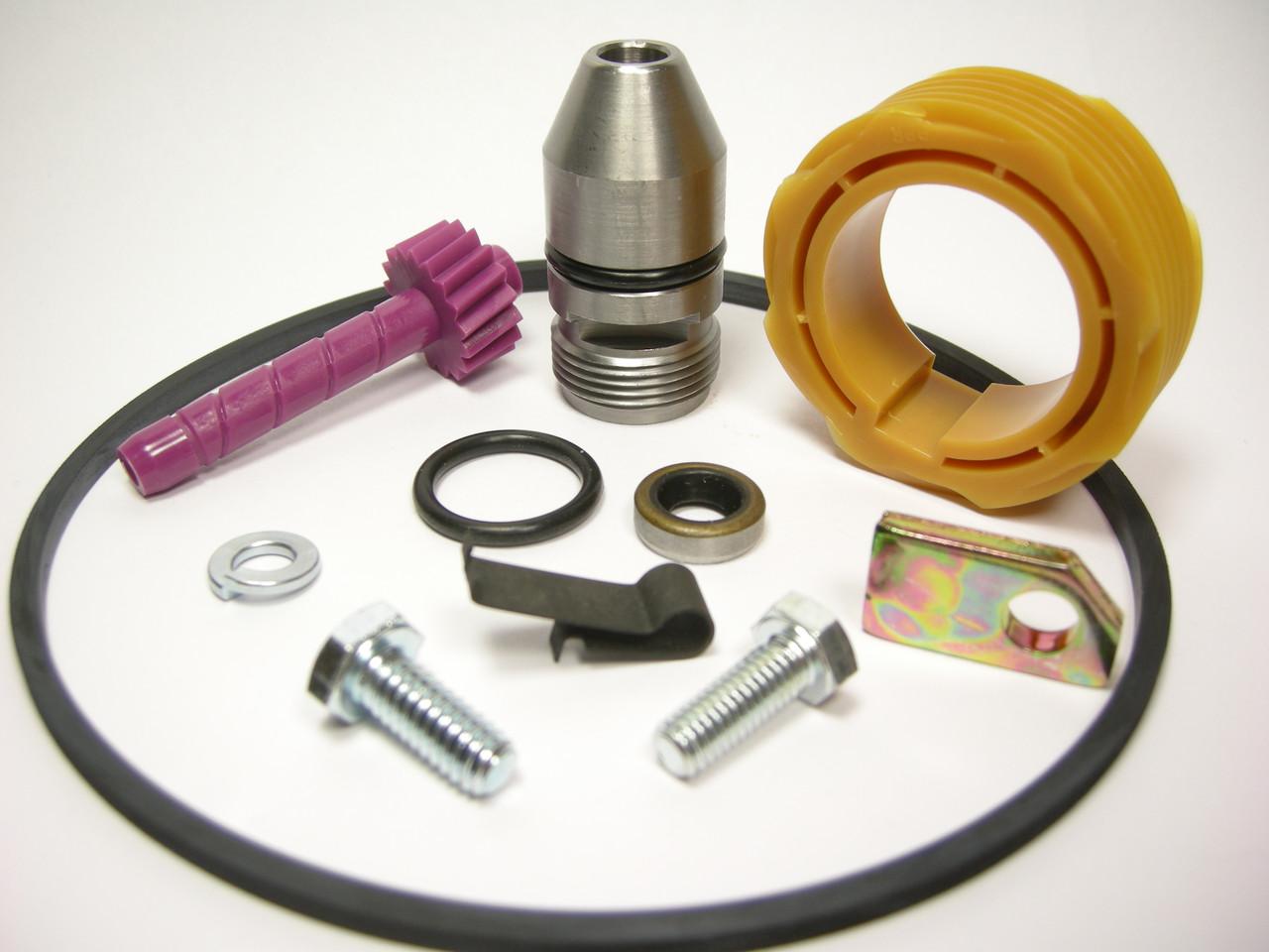 TH350 8 & 17 Tooth Speedo Kit Gears Housing Speedometer Parts